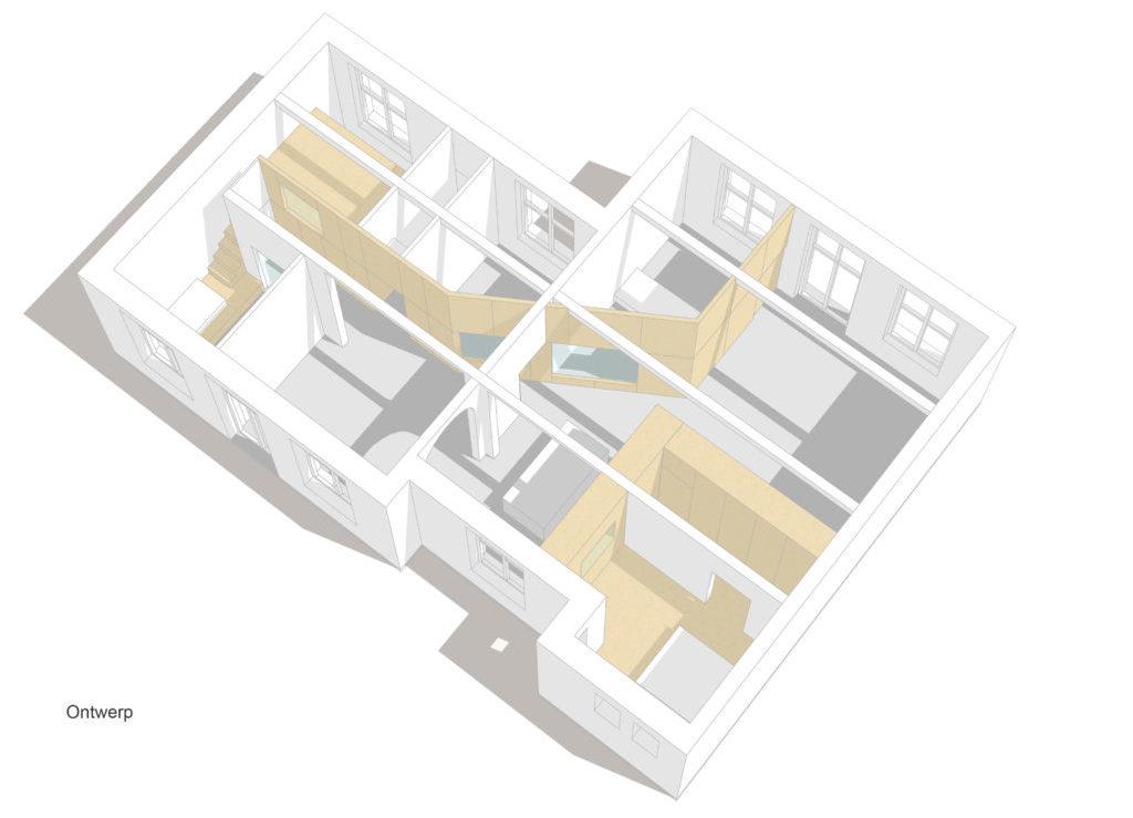 alba's play, Den Haag - Ana Rocha architecture.