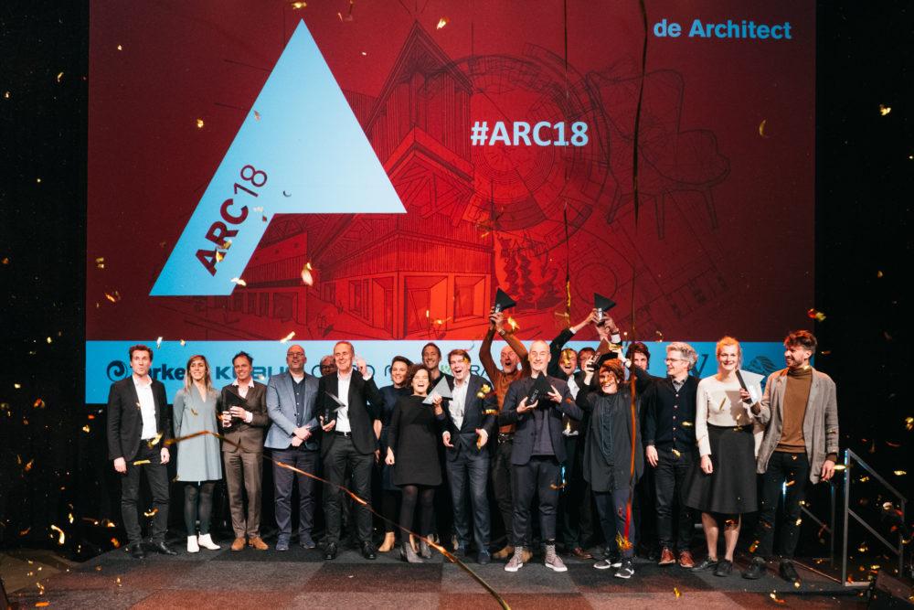 En de winnaars van ARC18 Awards zijn…