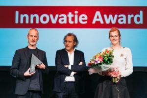 Winnaar ARC18 Innovatie Award: People's Pavilion door bureau SLA en Overtreders W
