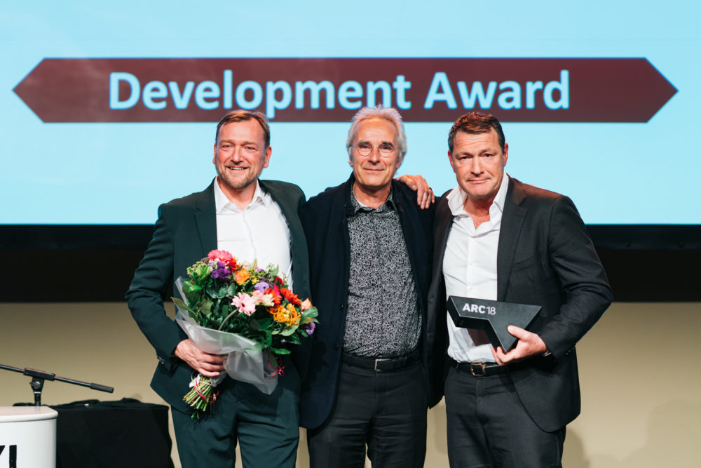 Winnaar ARC18 Development Award: Kaaspakhuis Gouda door WhiteHouseDevelopment en Mei architects