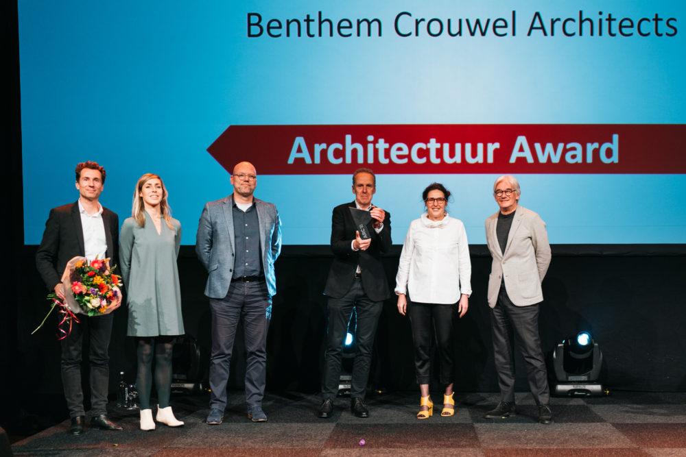 Noord/Zuidlijn in Amsterdam door Benthem Crouwel Architects wint ARC18 Architectuur Award