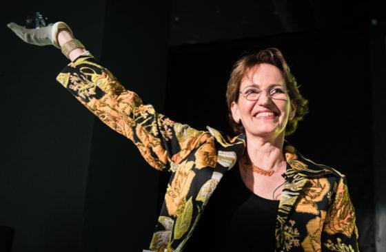 BNA Kubus uitgereikt aan 'grande dame van de Nederlandse architectuur'
