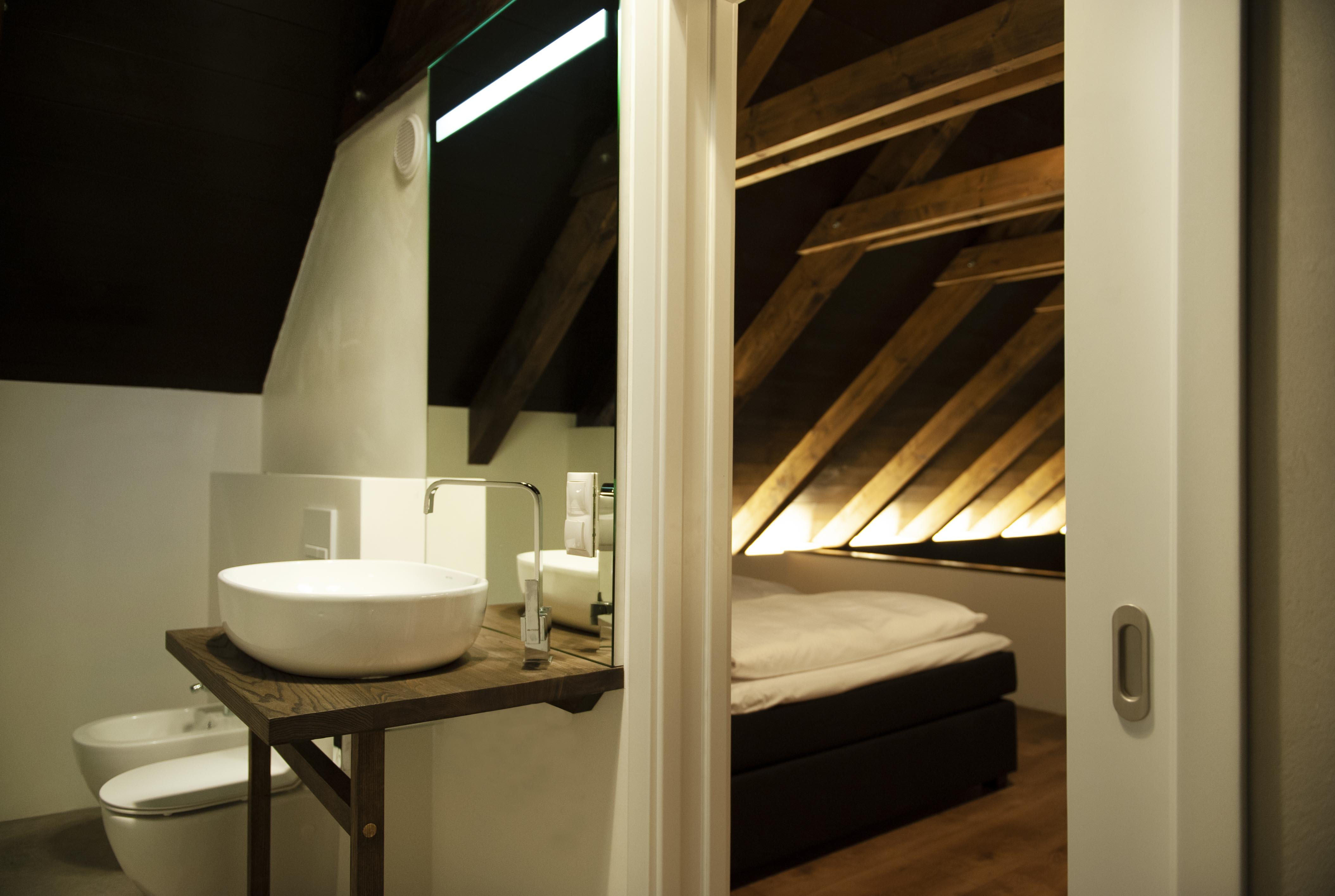 <p>Badkamer boven. Foto: Igor Kozlowski</p>