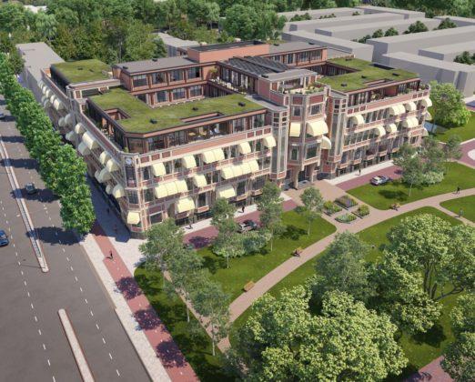 Architectenbureau Den Haag : Transformatie berlagehuis den haag lijkt van de baan de architect