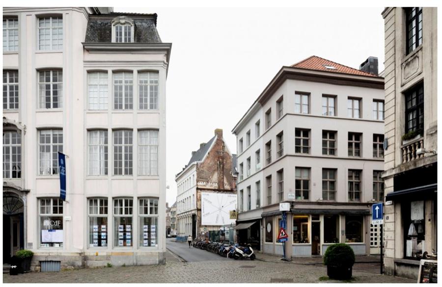 Design Museum Gent © Michiel de Cleene, Open Oproep Vlaams Bouwmeester