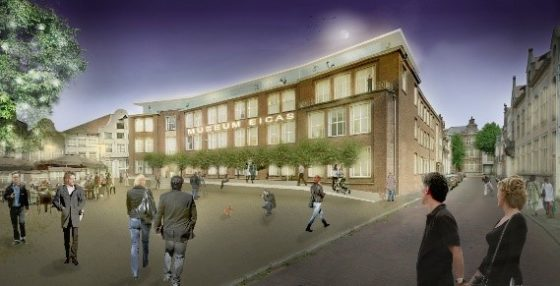 Hegius Gymnasium Deventer wordt EICAS-museum