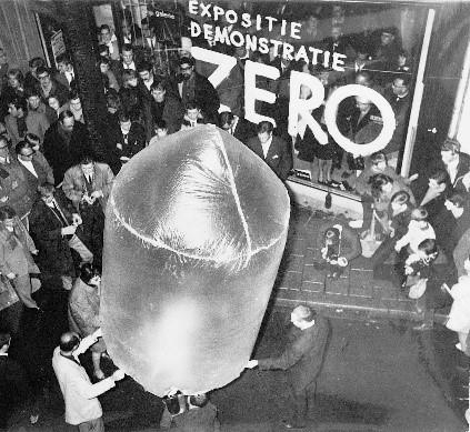 EICAS Zero manifestatie 1961