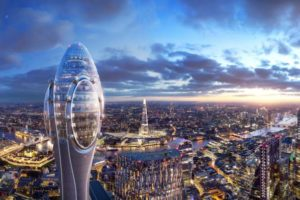 Render: The Tulip Londen