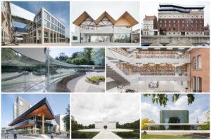 Update: Dit zijn de Nederlandse en Belgische nominaties voor de EU Mies Award 2019