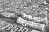 Bouwstart woongebouw Nieuwe Gracht Delft door GAAGA