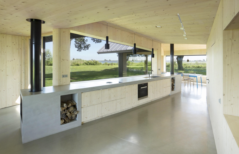 <p>Huis aan het meer, Oudega – Studio Nauta</p>