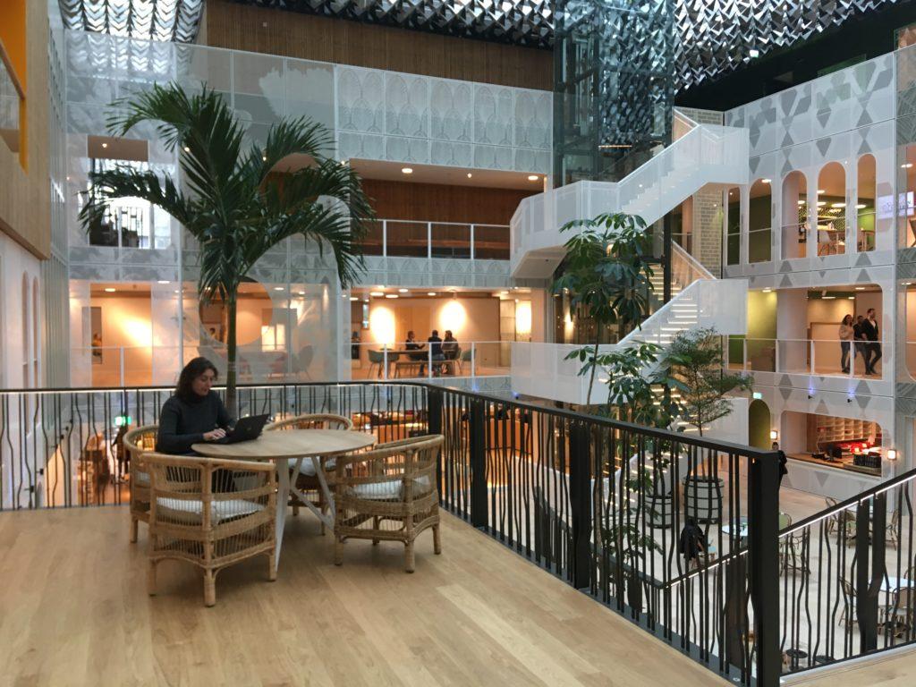 Goede Doelen Loterijen Amsterdam door Benthem Crouwel Architects en D/DOCK, beeld Marieke Giele