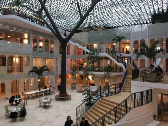 Interieur Goede Doelen Loterijen Amsterdam – D/DOCK (deel 2)
