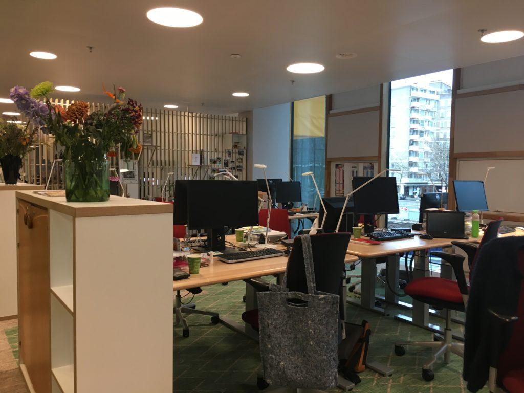 Goede Doelen Loterijen Amsterdam door Benthem Crouwel Architects en D/DOCK, beeld Harm Tilman