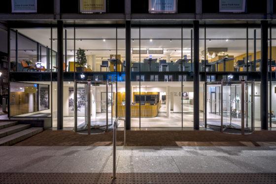 Anne Frank Huis Amsterdam – BiermanHenket architecten