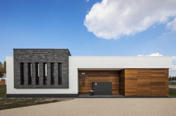 Patiowoning Tilburg door Marc Melissen Architect
