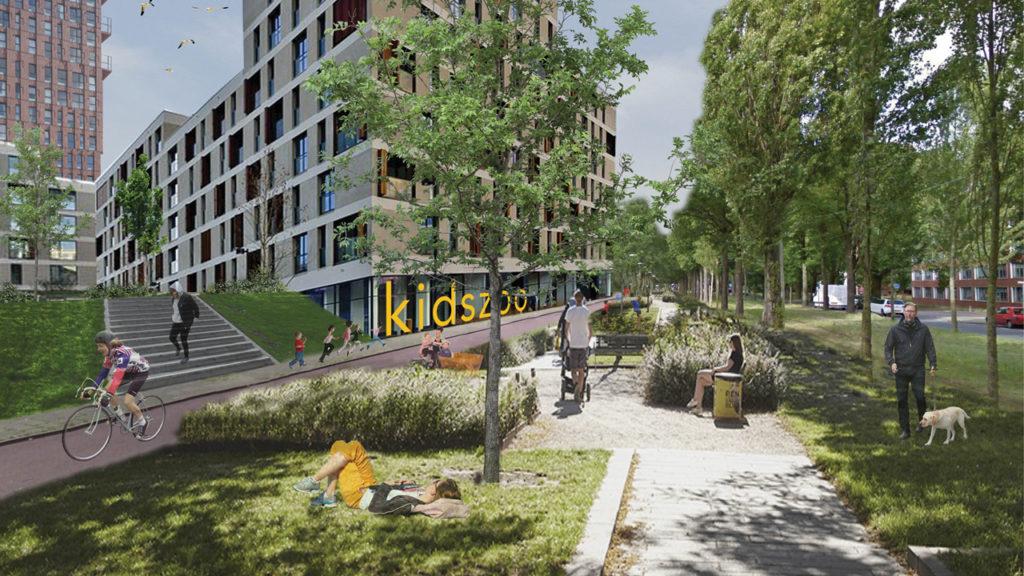 Verdichtingsvoorstel Den Haag Zuidwest Meppelpark