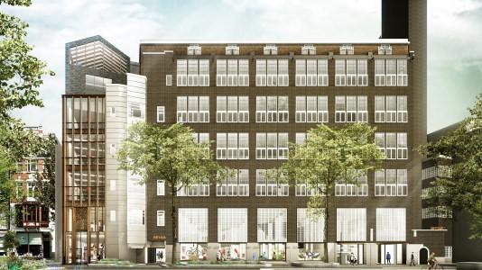 Rijnboutt transformeert voormalig Telegraafgebouw Amsterdam
