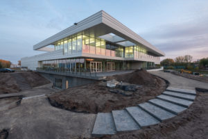 Sportcentrum Europapark te Groningen opent haar deuren