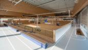 Sportcentrum Europapark, Groningen – VenhoevenCS architecture + urbanism