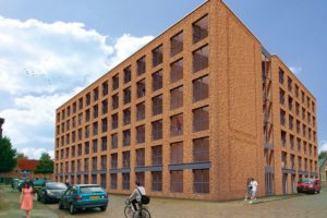 Gasloos studentencomplex Havenkwartier Deventer