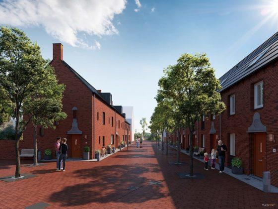 Nul-op-de-meter huizen voor Schoemaker Plantage Delft