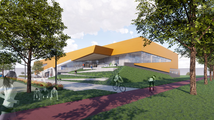 <p>Beeld: AGS Architects</p>