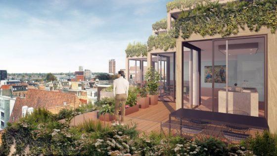 Mercado en luxe appartementen voor Groningse binnenstad