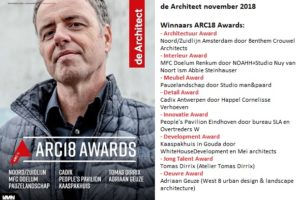 Verschenen: de Architect november 2018