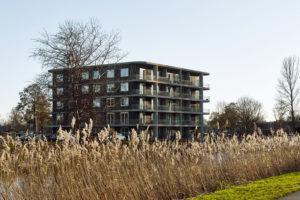Tuinhuis Almere van Korthtielens architecten winnaar Architectuurprijs Almere 2018