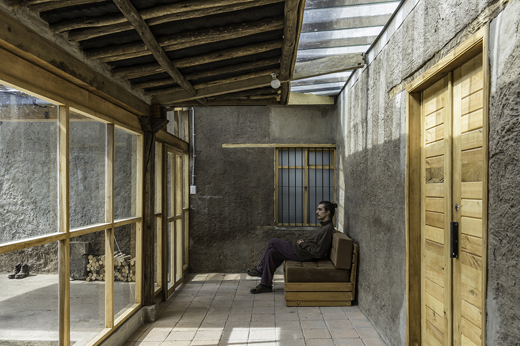 <p>Casa de las Camas en el Aire in Ecuador door Al Borde, beeld JAG Studio</p>
