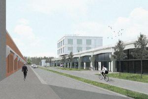 B-architecten blaast nieuw leven in UCO-fabriekhal Gent