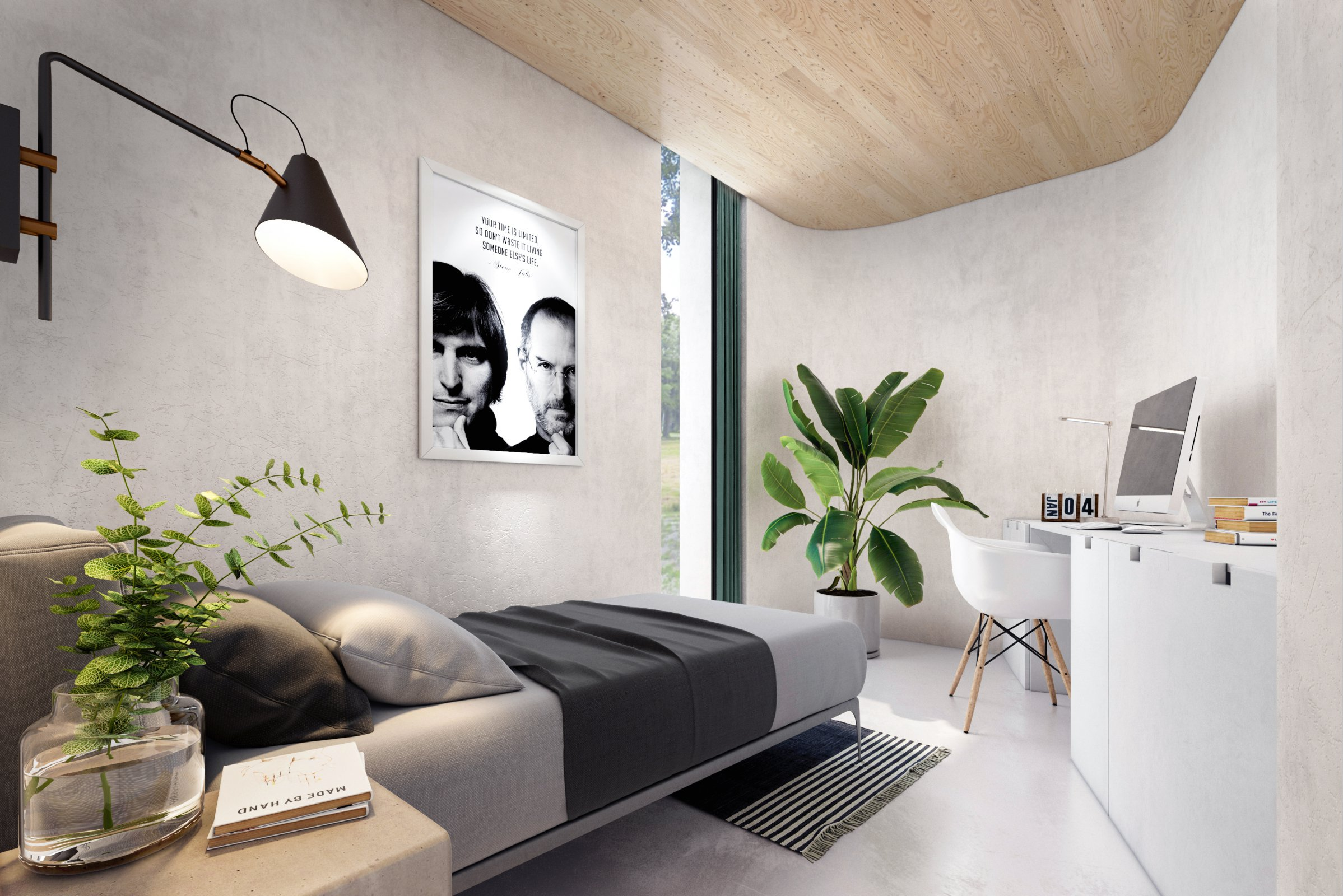 <p>Milestone in Eindhoven door Houben / Van Mierlo Architecten, beeld Backbone visuals and concepts</p>