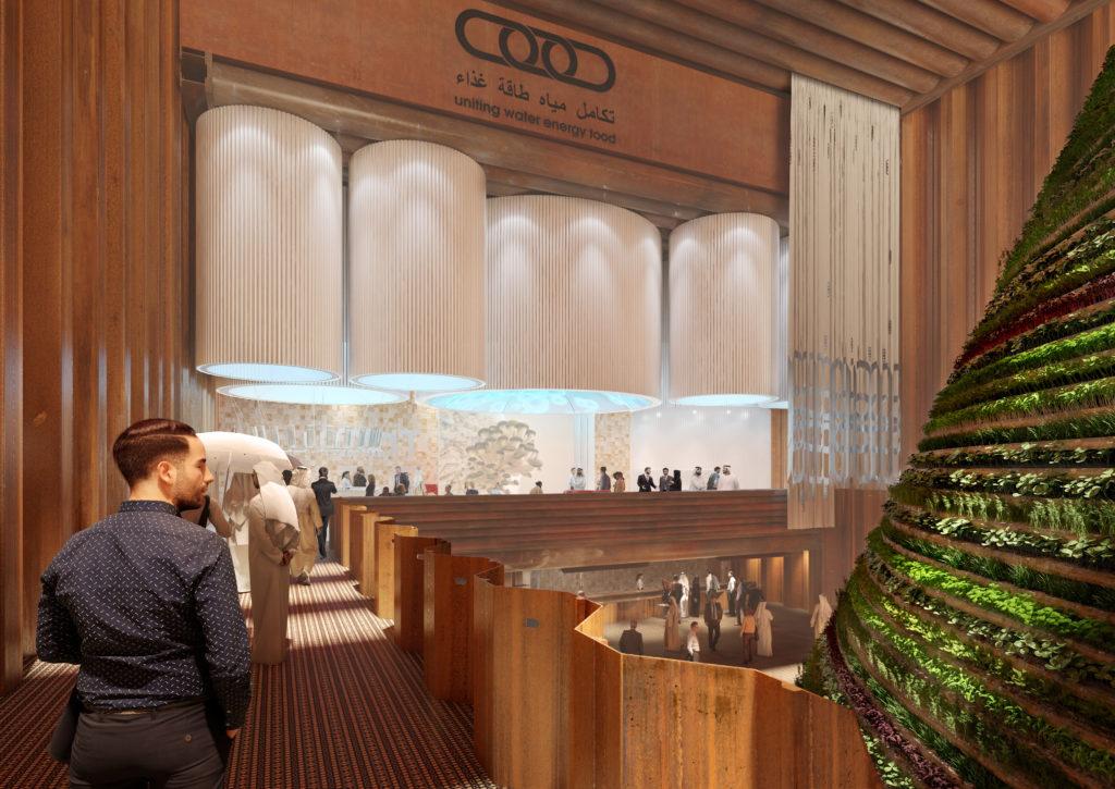 Dubai 2020 Wereldtentoonstelling Nederlands Paviljoen