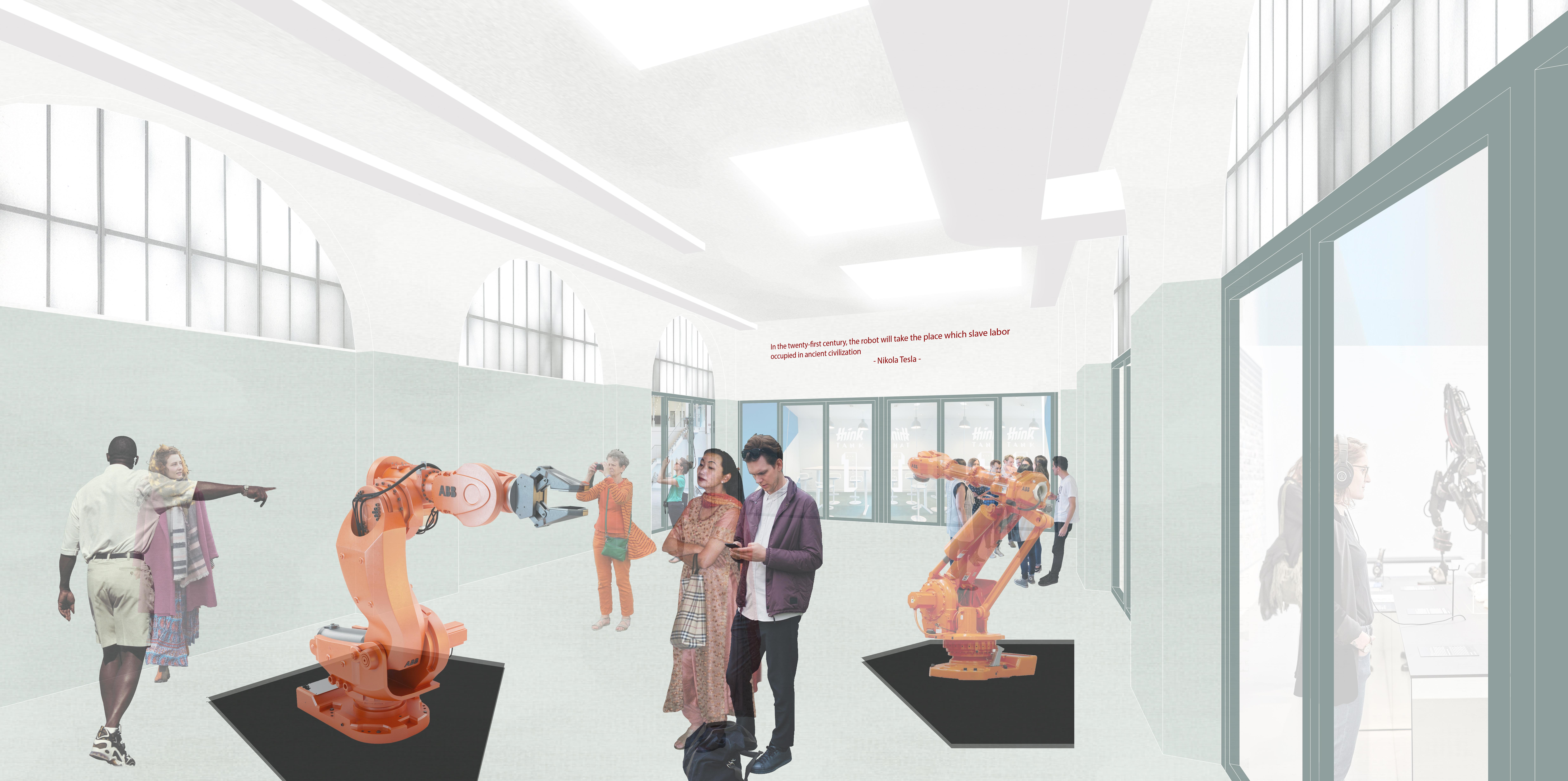 <p>RoboHouse door ArchitectuurMAKEN, beeld ArchitectuurMAKEN</p>