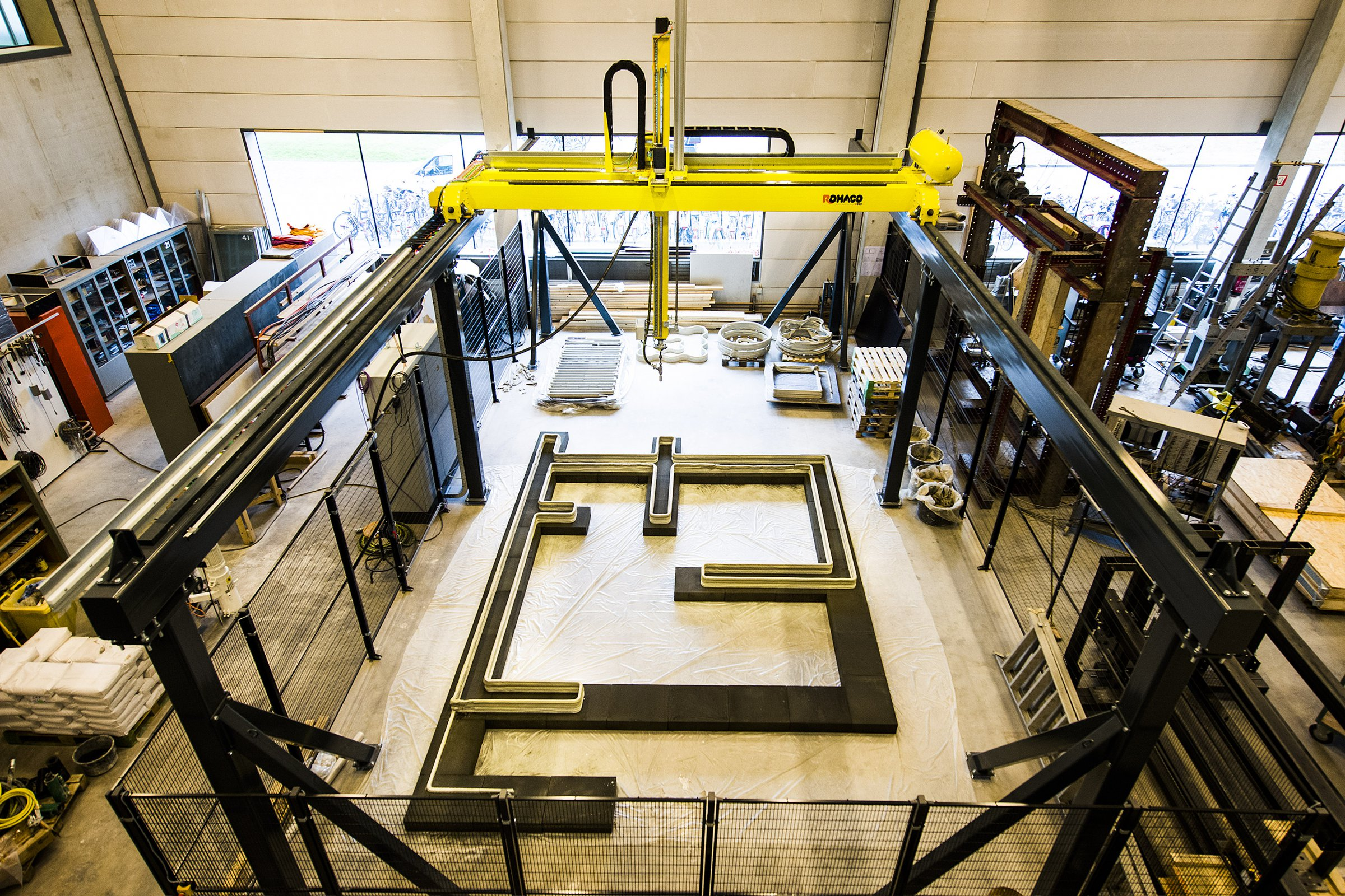 <p>Milestone in Eindhoven door Houben / Van Mierlo Architecten</p>