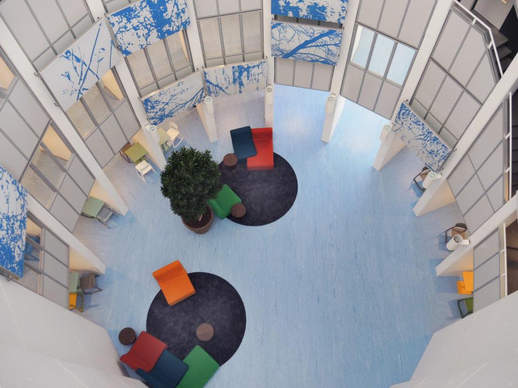 Transformatie voormalig stadskantoor Delft door Rooijakker Architecten