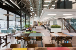 Kantoor Perplex in Arnhem – Buro Bogaarts interior + exterior
