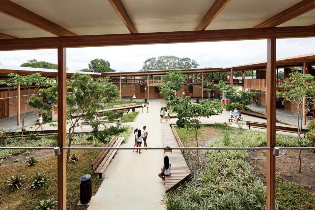 Children Village, Formoso do Araguaia - Rosenbaum & Aleph Zero. Cristobal Palma