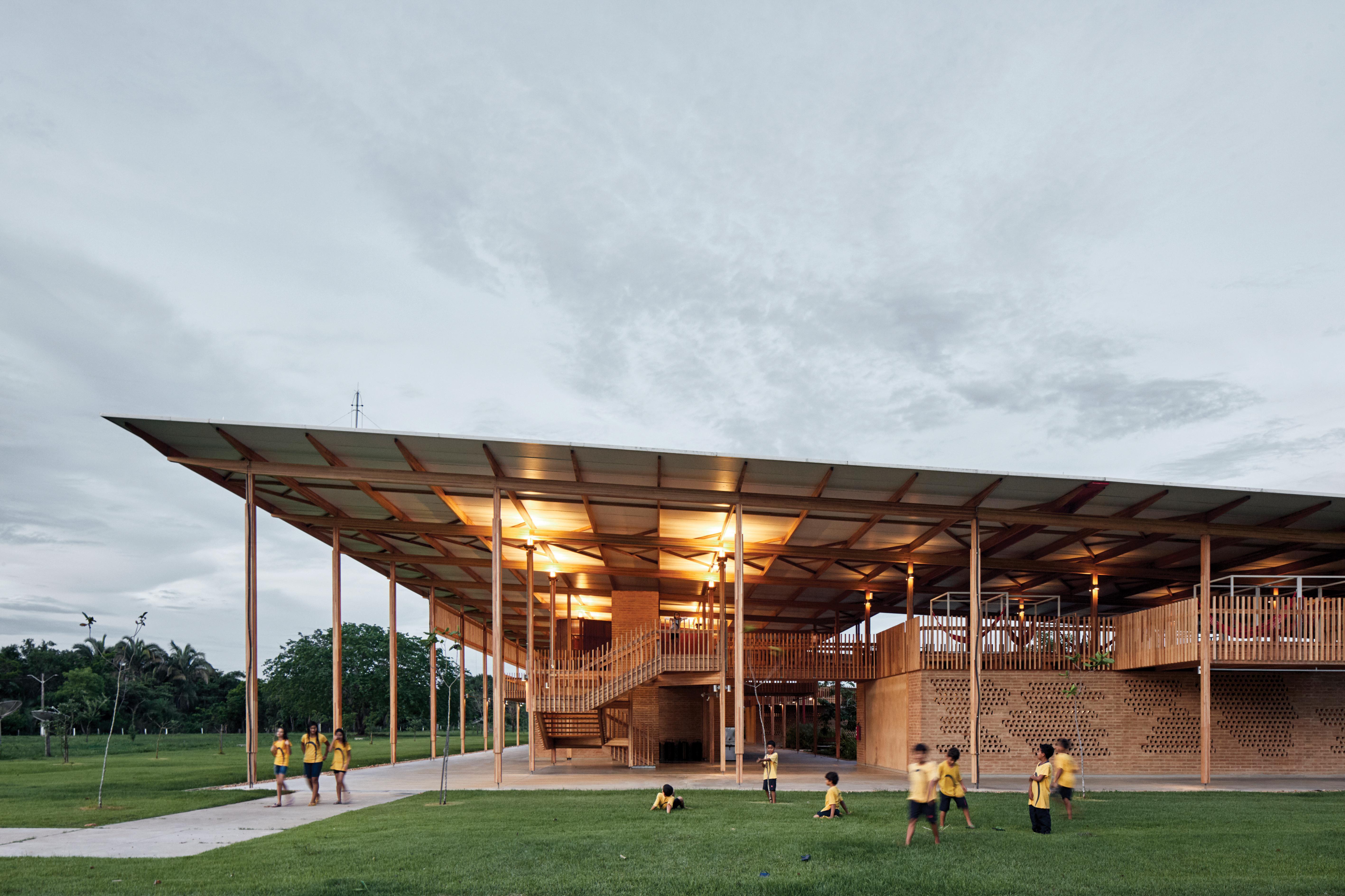 <p>Children Village,  Formoso do Araguaia &#8211; Rosenbaum &#038; Aleph Zero</p>