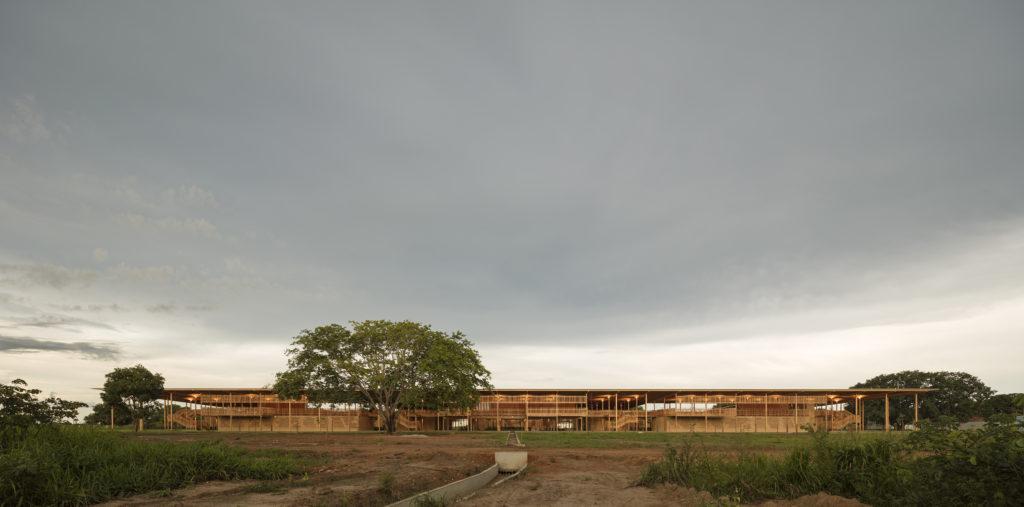 Children Village, Formoso do Araguaia - Rosenbaum & Aleph Zero. beeld Fazenda Canuanã