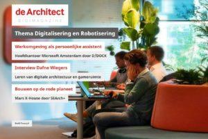 Lees nu het nieuwe Digimagazine Digitalisering en Robotisering