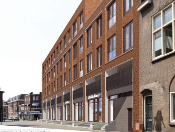 UWV-kantoor Deventer wordt woongebouw