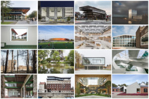 Nominaties EU Mies Award 2019 bekend: 7 Nederlandse en 21 Belgische projecten