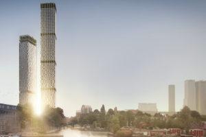 Tentoonstelling 'Nooit gebouwd Den Haag'