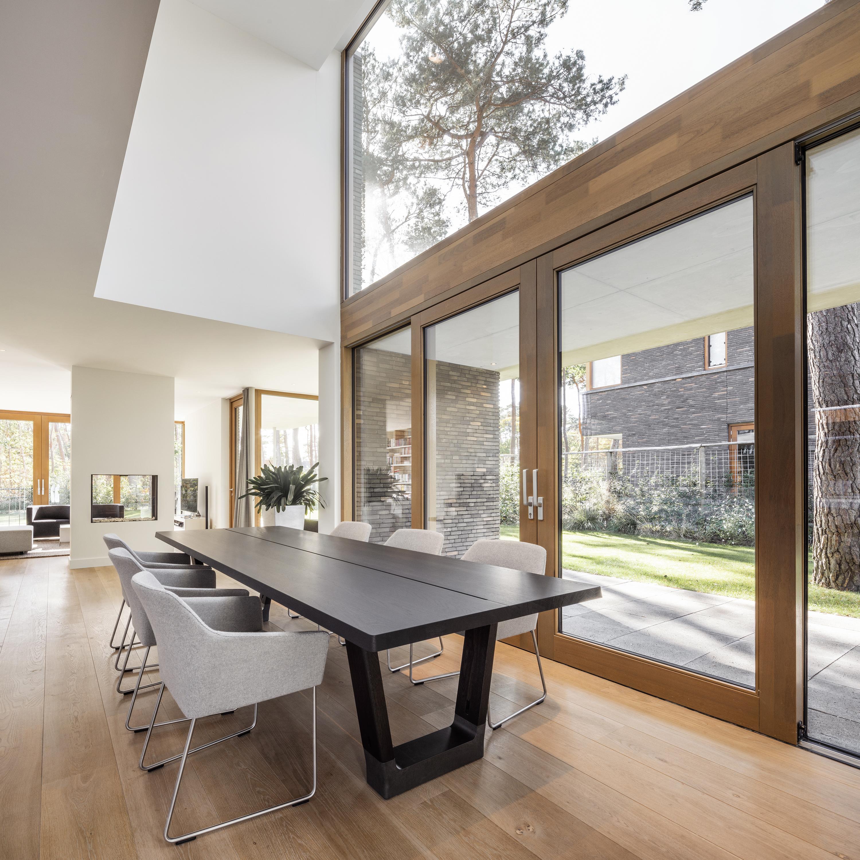 <p>Villa Zeist 2 door HofmanDujardin, beeld Matthijs van Roon</p>