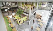 Nieuwe publiekshal gemeentehuis Moerdijk