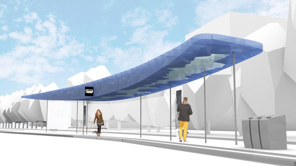 Mobiliteit van de toekomst, beeld Studio RAP