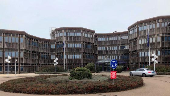 Ontwerpteam NOAHH transformeert en renoveert Van Eyck's ESA gebouwen