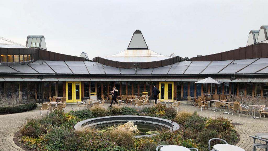 NOAHH ESA Building Van Eyck